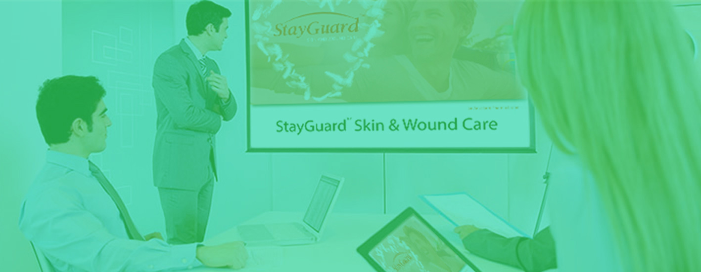 Stayguard skin and wound care about us